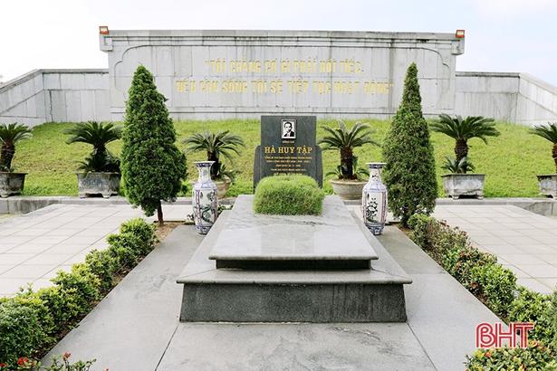 Hà Tĩnh: 6 hoạt động lớn kỷ niệm 115 năm ngày sinh cố Tổng Bí thư Hà Huy Tập