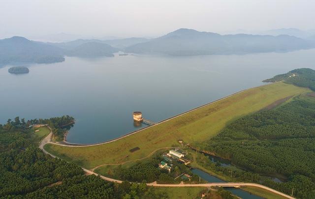 Hồ Kẻ Gỗ, ốc đảo xanh quyến rũ trên vùng đất Hà Tĩnh