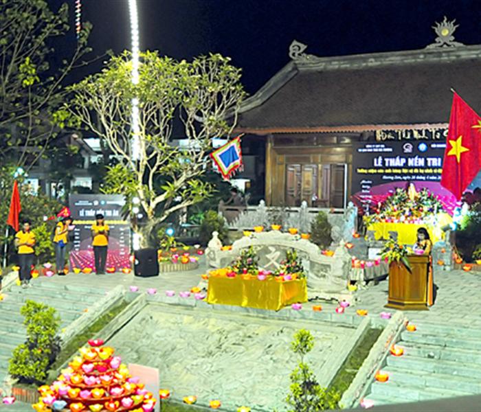 Lễ hội Hải Thượng Lãn Ông Lê Hữu Trác