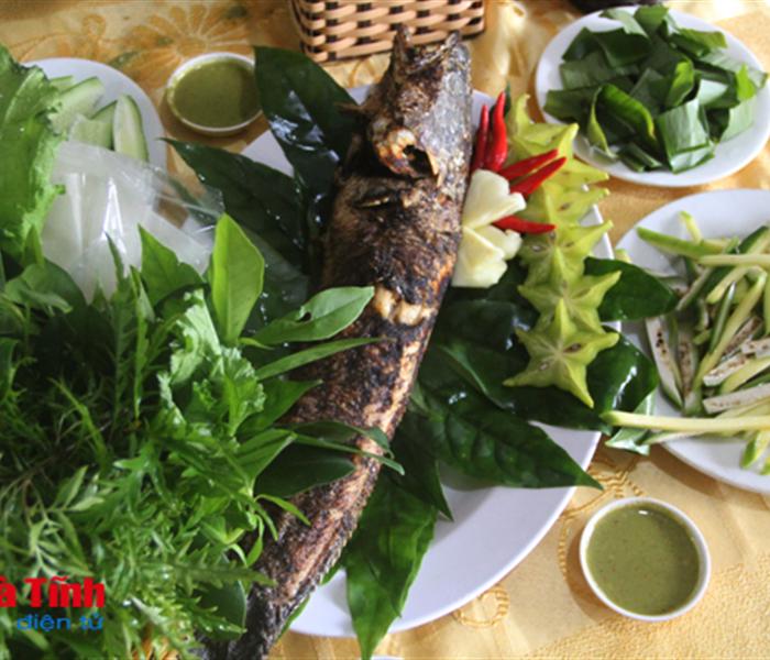 Cá lóc nướng Lộc Yên