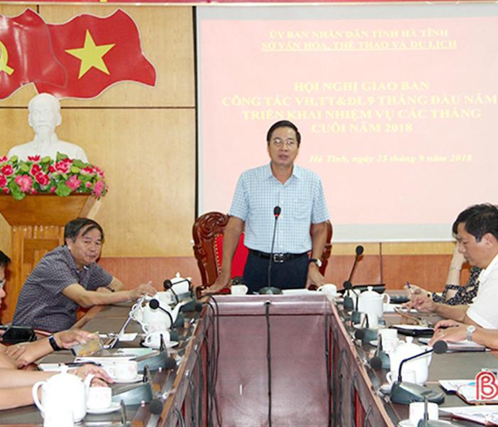 Hà Tĩnh tổ chức thành công nhiều sự kiện văn hóa, thể thao