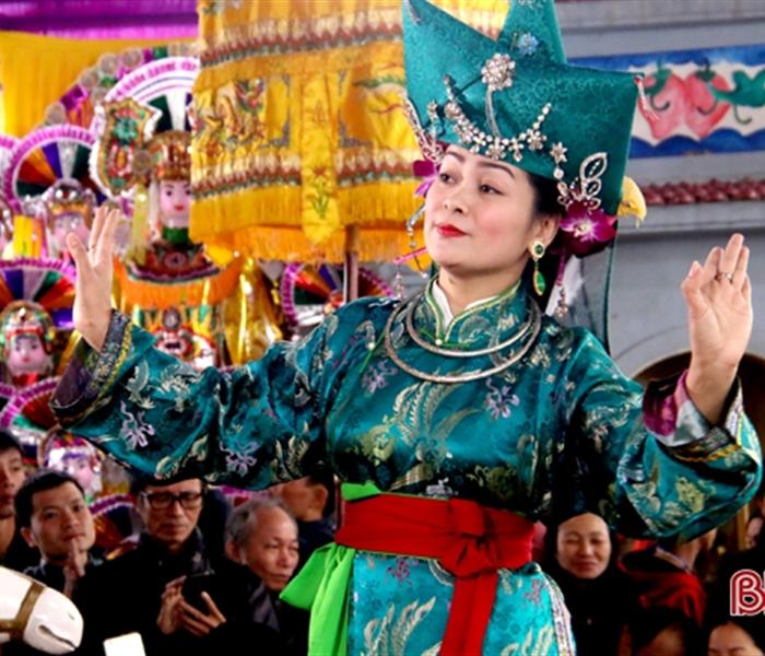 Bảo tồn, gìn giữ tín ngưỡng thờ Mẫu ở Hà Tĩnh