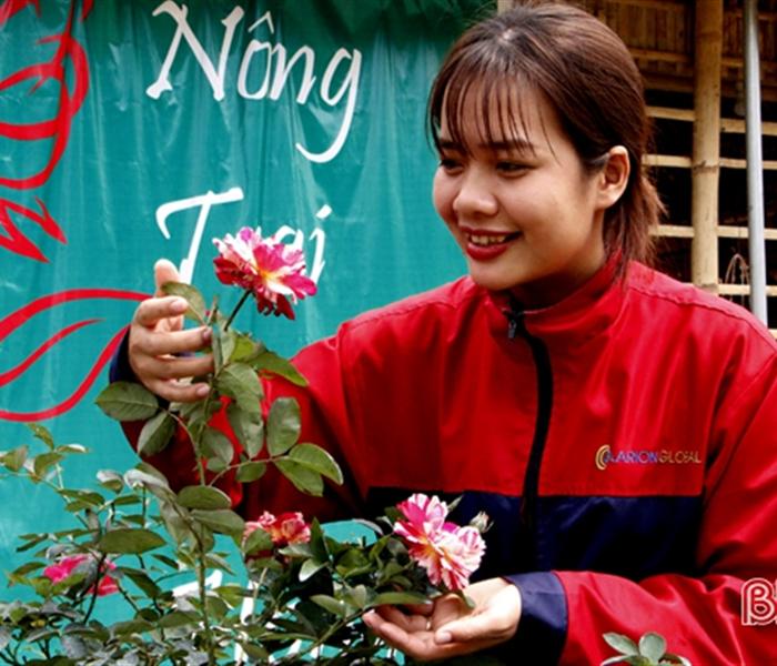 Ngàn hoa ở Hà Tĩnh níu chân lữ khách