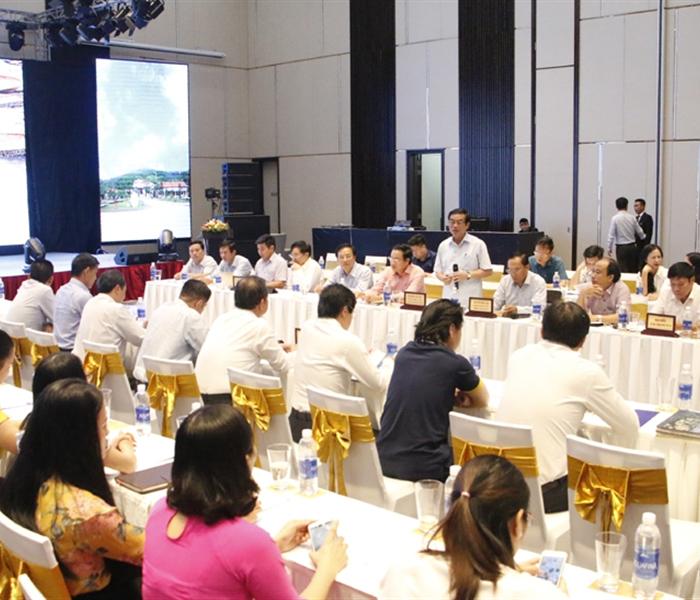 Tổng Công ty Du lịch Sài Gòn tìm kiếm cơ hội đầu tư phát triển du lịch tại Hà Tĩnh