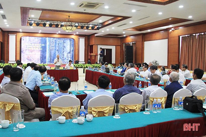 Làm sáng rõ thêm giá trị di sản văn hóa làng Trường Lưu, Hà Tĩnh