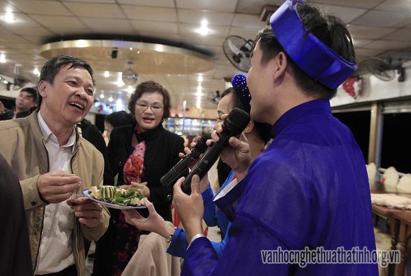 Đưa Ví giặm, Ca trù, Trò Kiều vào phát triển du lịch ở Hà Tĩnh