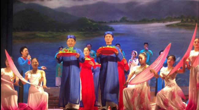 Dân ca Ví, Giặm Nghệ Tĩnh sẽ được biểu diễn tại Lễ hội đền Hùng 2019
