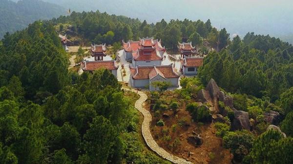 Lần theo dấu thơm ở chùa Hương Tích Hà Tĩnh